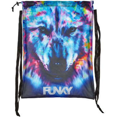 Sac Filet FUNKY TRUNKS HOWL BABY Multicolore